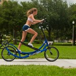 elliptigo - велотренажер на пленере