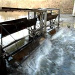 Мини-ГЭС без плотины своими руками