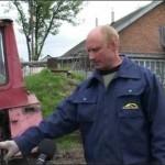 Универсальная машина для посадки картофеля А. Мелеха