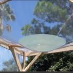 солнечный концентратор линза