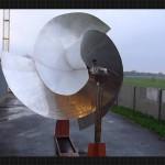 Ветрогенератор Онипко для слабого ветра