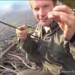 Выживание и рыбалка с крапивной леской