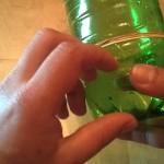 Ловля рыбы на пластиковую бутылку