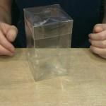 Коробка из пластиковой бутылки со своими плюсами