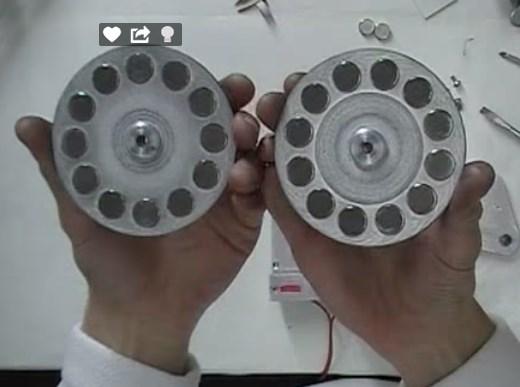 Генераторы на неодимовых магнитах своими руками