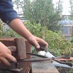 Как правильно закалить сталь
