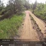 тест мотор-колеса