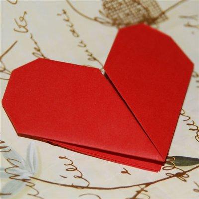 origami-serdce