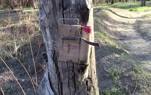 сигнализация для похода
