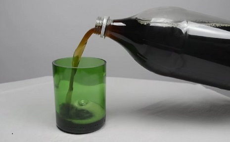 утилизация винных бутылок