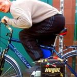 Как сделать генератор из велосипеда на 12 и 220 вольт