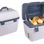 Самодельный холодильник на элементах Пельтье для авто