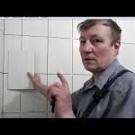 Как ложить плитку ровно и с правильной геометрией