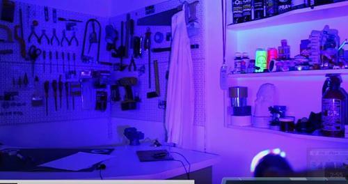 ультрафиолетовый фонарь своими руками