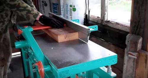 Как сделать станок для досок