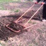 Чудо-лопата из спинки от железной кровати