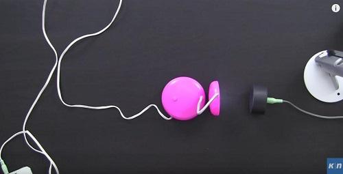 Беспроводной передатчик звука