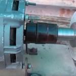 Точило из двигателя стиральной