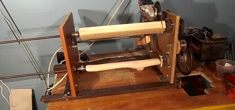 копировальный станок своими руками
