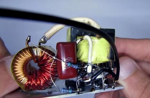 Как сделать трансформатор на 18 вольт своими руками 17