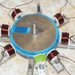 Электромагнитный двигатель Radial Solenoid Engine своими руками