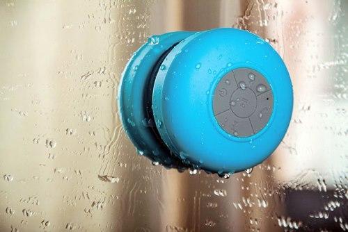 Bluetooth speaker bathroom