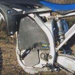 Взрослый электромотоцикл