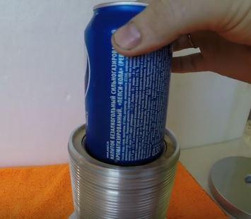 мини холодильник для напитков своими руками