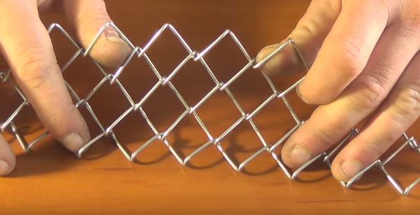 Плетение на решетке