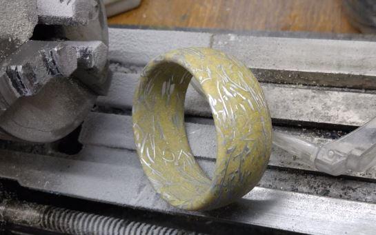 браслет из эпоксидки