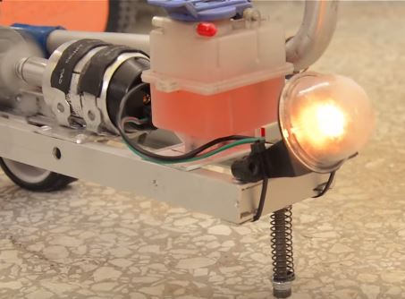 генератор на метаноле