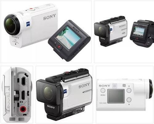 Sony FDR-X3000 обзор