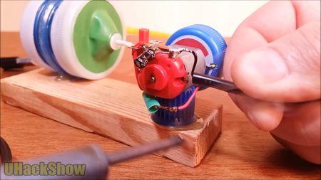 самодельный воздушный компрессор