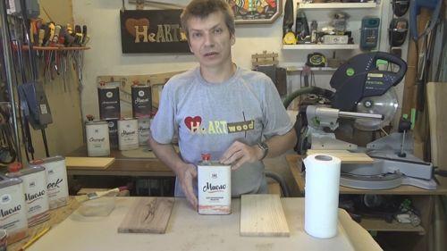 масло для мебели из дерева