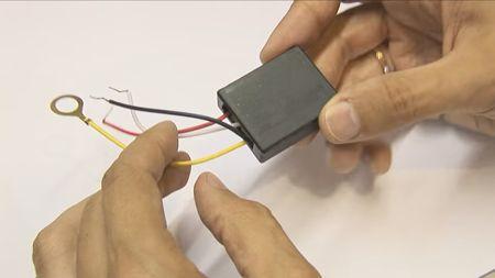 сенсорный выключатель для настольной лампы