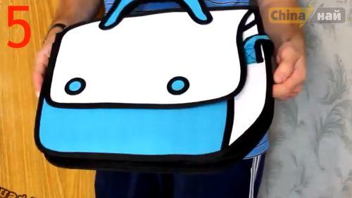 мультяшная сумка