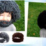 борода для ребенка