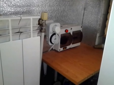 экономия отопления дома электричеством