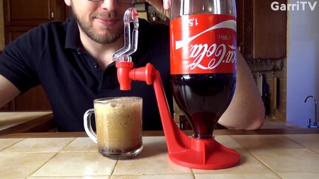 наливщик для кока-колы