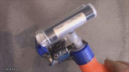 самодельный электрический распылитель