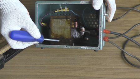 аппарат для сварки угольным электродом