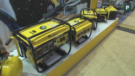 Новые бензиновые генераторы