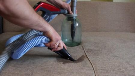 Как из обычного пылесоса сделать моющий