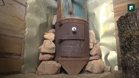 Баня из подручных материалов проекты