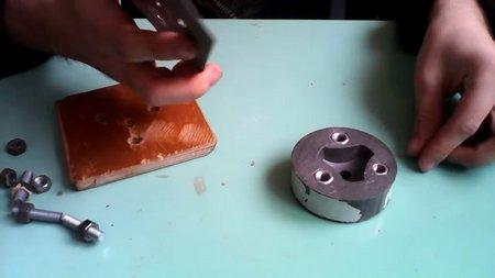 Изготовление пластика для литья своими руками6