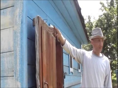 Фиксатор для двери в открытом положении