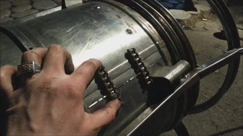 подставка для казана из стиральной машины