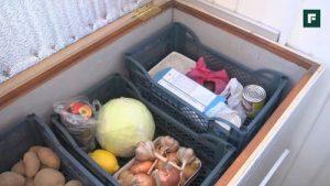 Термошкаф для хранения овощей на балконе изобретения.