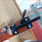 поворотный механизм для точилки ножей