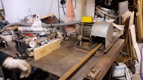 Как сделать металлическую руку